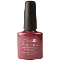 CND Shellac - Married to The Mauve